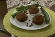 Anti Aging Baked Zucchini Chip Muffins
