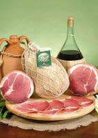 Culatello is one of the most expensive cuts of ham