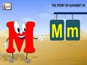 The M Song | Letter M Song | Story of Letter M | ABC Songs