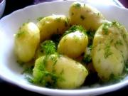 Dill New Potatoes