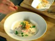 Seafood Pan Roast and Chowder