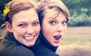 Taylor Swift and Karlie Kloss Share Adorable Photos of Road Trip