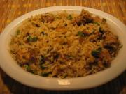 Biriyani - delicious Sunday lunch