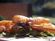 Barbecue Herb Shrimp
