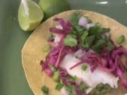 Dinner in Minutes- My Favorite Meal Ever - Guilt-free Fish Tacos