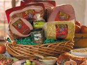 tips for making a ham gift basket