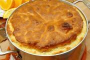 Chicken-Mushroom Pudding