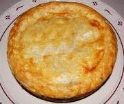 Asian Cabbage And Tofu Pie