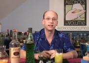 Green Buzz Lightyear Cocktail