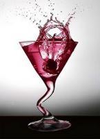 Serving Vodka