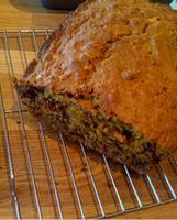 Microwave Old Fashion Pumpkin Bread