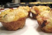 Spicy Potato Puffs