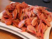 How to Prepare Cold Water Prawns