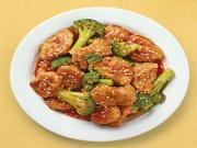 Wegmans Sesame Chicken'less