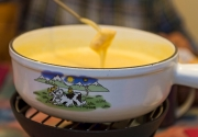 Nutmeg Spiced Swiss Fondue