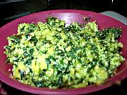 Aloo Methi in a Different Style