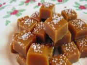 Gingerbread Spiced Caramels