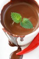 Vintage recipes: Chocolate Mint Drink
