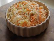 Shredded Turnip Slaw