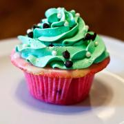 Watermelon Cupcake Ideas