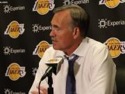 Lakers Vs. Magic: Mike D'Antoni On Pau Gasol, Jordan Hill's Career-High Night