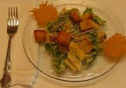 Home-Style Creamy Caesar Salad