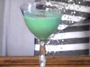 Traditional Grasshopper Cocktail