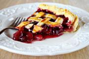 Sugar-free cherry pie
