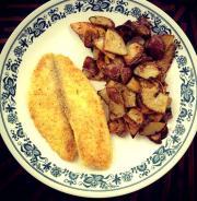 Parmesan Catfish