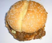Classic American Burger
