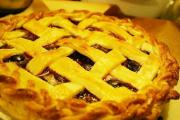 Cranberry Raisin Pie
