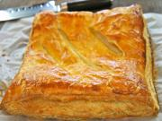 Soppressata with Cheese in Puff Pastry