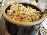 Crabmeat Macaroni Salad