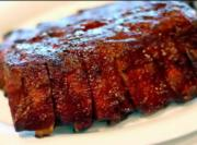 Bar-Be-Cue Pork Ribs