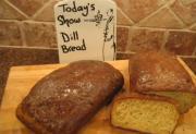 Dill Casserole Bread
