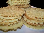 Pizzelles - No Bake Italian Cookies