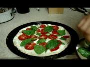 Delicious White Pizza