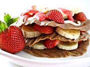 Yummy Raw Pancakes