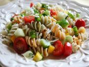 Rotini With Summer Vegetables