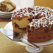 Toasted Hazelnut Coffee Cake