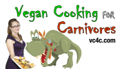 Veganizing - Part 3 - Vegan Mashed Potatoes, Vegan Blueberry Buckle