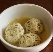 Potato Dumplings Using Matzo Meal