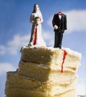 Have you heard of Divorce cakes?