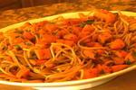 Spicy Cumin Pasta