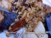 Exotic Seafood Paella
