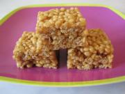 Brown Rice Krispie Treats for Children