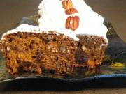 Easy Carrot Cake with Lemon Cream Cheese Icing