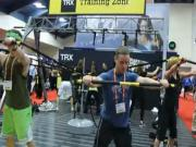 TRX Rip Trainer - Jon Ham at IHRSA 2011