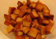 Crispy Buttery Croutons
