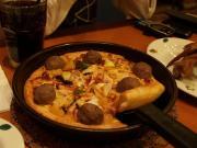 Meatball and Mozzarella Filling